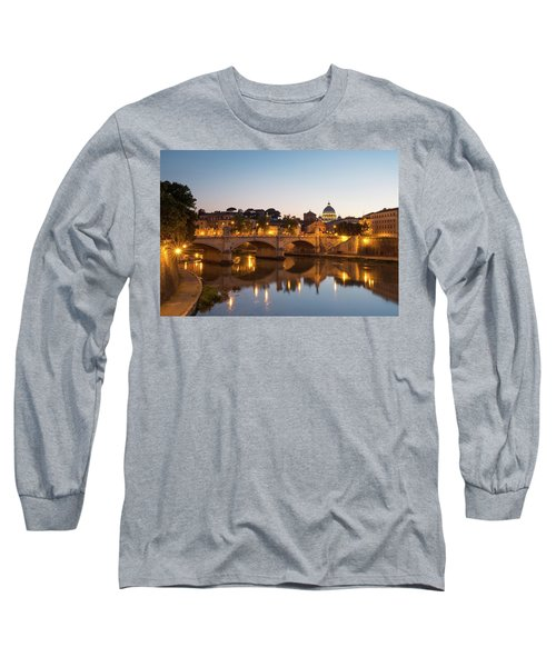 View Of Rome Long Sleeve T-Shirt