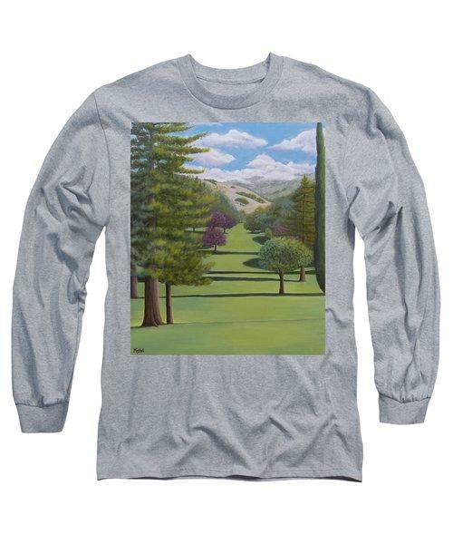 Village Eastern Views Long Sleeve T-Shirt