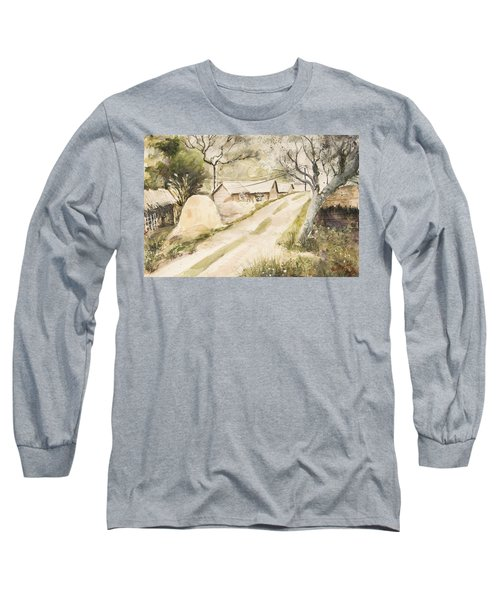 Village Freshness Long Sleeve T-Shirt