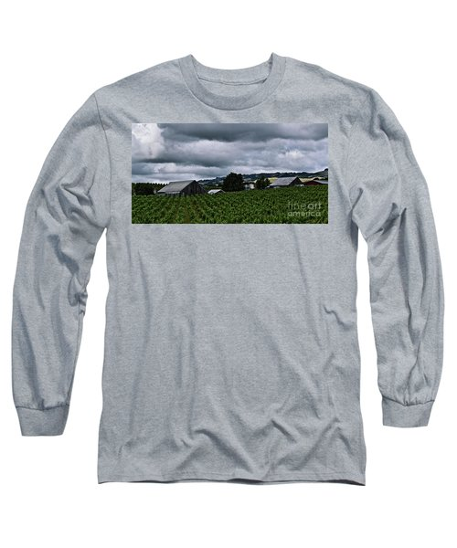 Vineyards Long Sleeve T-Shirt