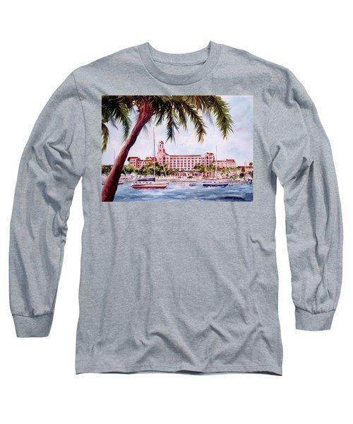 Vinoy View Long Sleeve T-Shirt