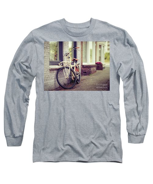 Vintage Bike Long Sleeve T-Shirt