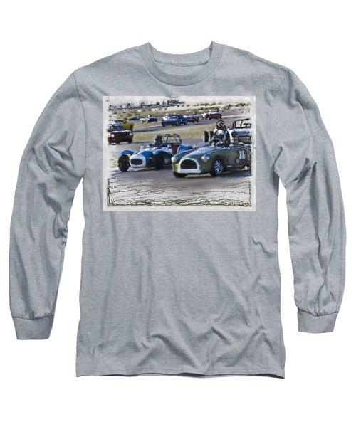 Vintage Competition Long Sleeve T-Shirt