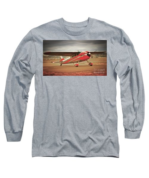 Vintage Monoplane Long Sleeve T-Shirt