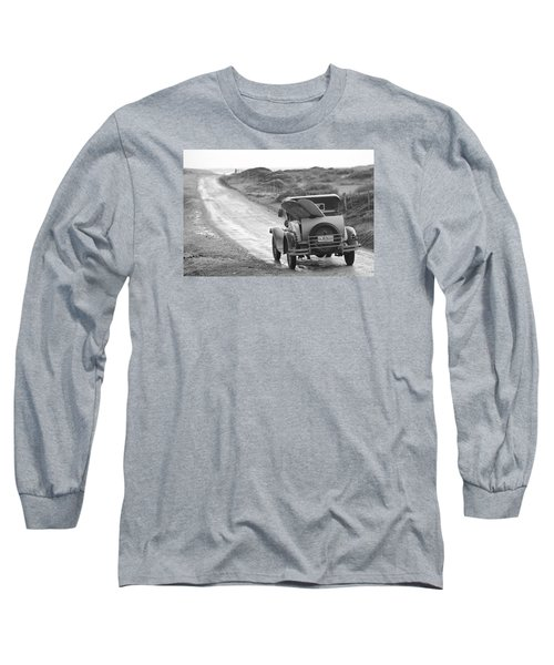Vintage Surf Long Sleeve T-Shirt