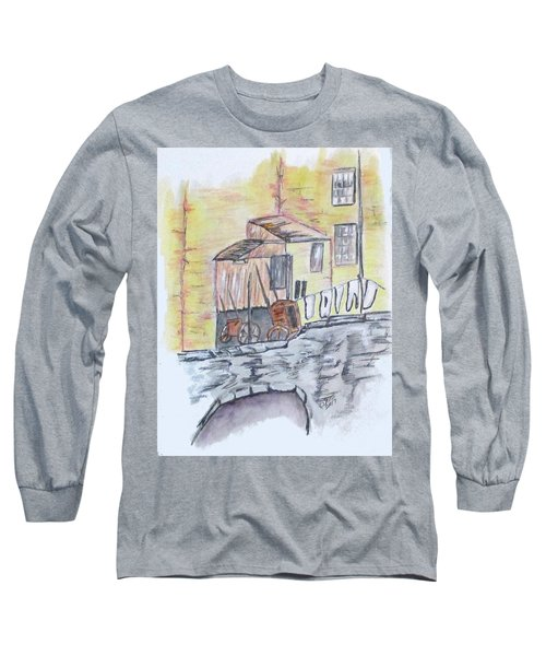 Vintage Wash Day Long Sleeve T-Shirt