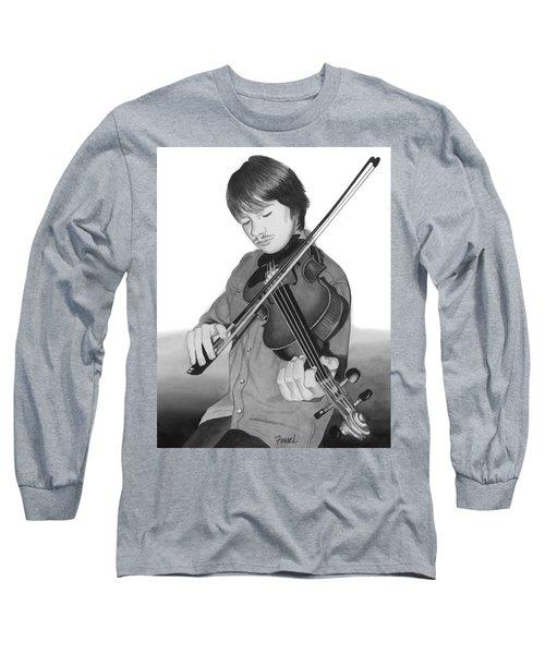 Viola Master Long Sleeve T-Shirt by Ferrel Cordle