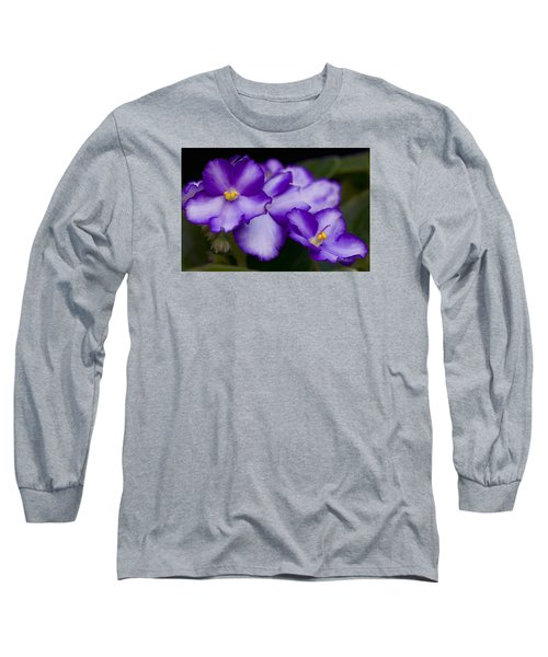 Violet Dreams Long Sleeve T-Shirt