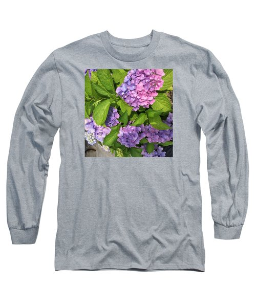 Violet Persuasion Long Sleeve T-Shirt