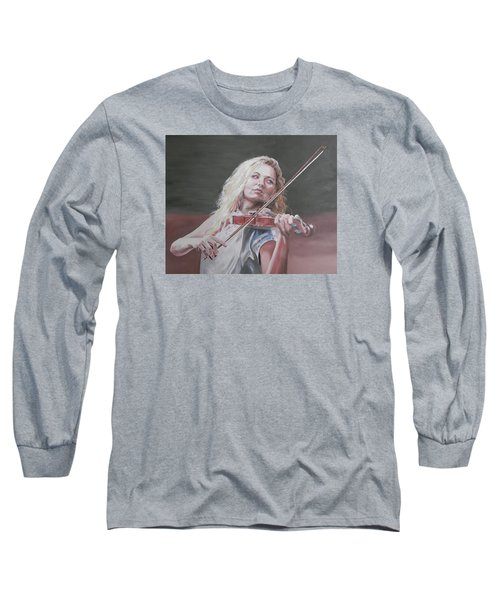 Violin Solo Long Sleeve T-Shirt