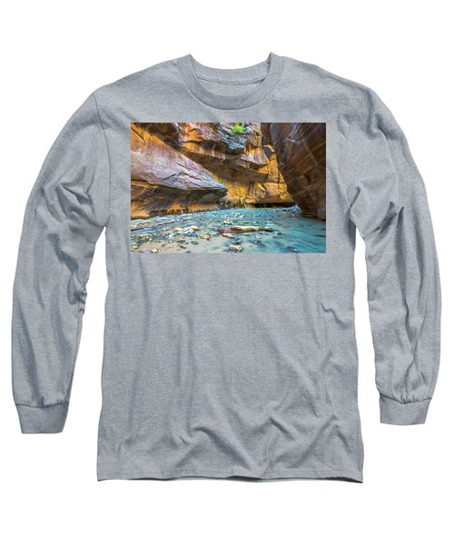 Virgin River Narrows Long Sleeve T-Shirt