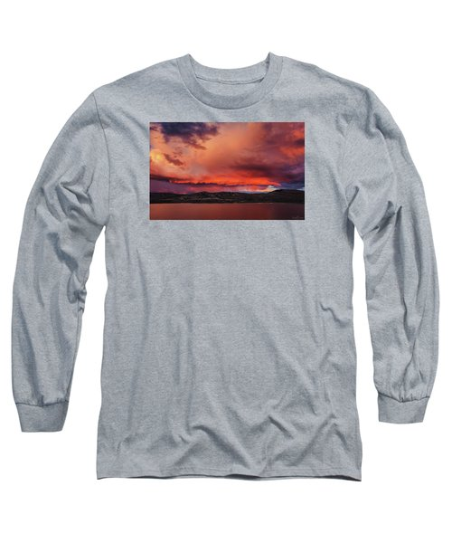 Visitation Long Sleeve T-Shirt by Rick Furmanek