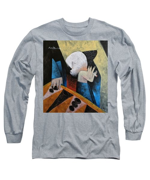 Vitae The Tawla Player  Long Sleeve T-Shirt