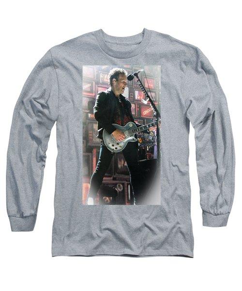 Vivian Campbell Long Sleeve T-Shirt by Luisa Gatti