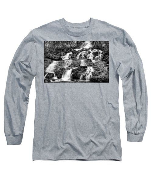 Vogel State Park Waterfall Long Sleeve T-Shirt