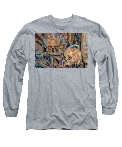 Voodoo Altar Long Sleeve T-Shirt