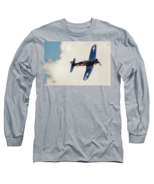 Vought F4u Corsair Long Sleeve T-Shirt
