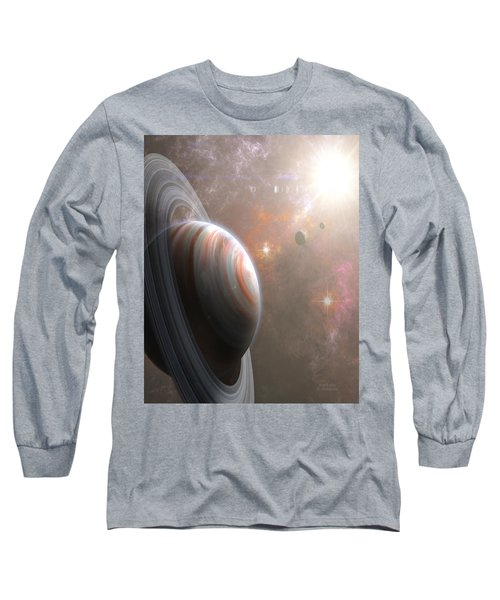 Vulcan Long Sleeve T-Shirt