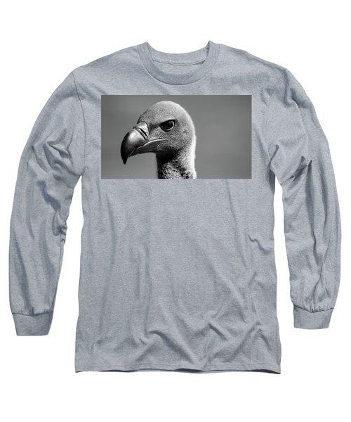 Vulture Eyes Long Sleeve T-Shirt
