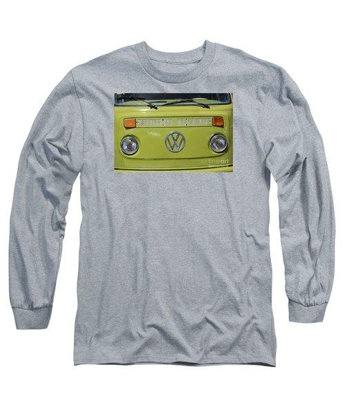 Vw Bus Vintage Long Sleeve T-Shirt