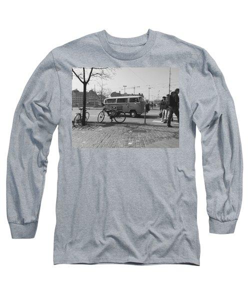 Vw Oldie Long Sleeve T-Shirt
