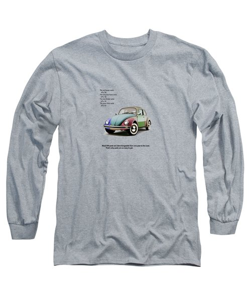 Vw Parts Long Sleeve T-Shirt