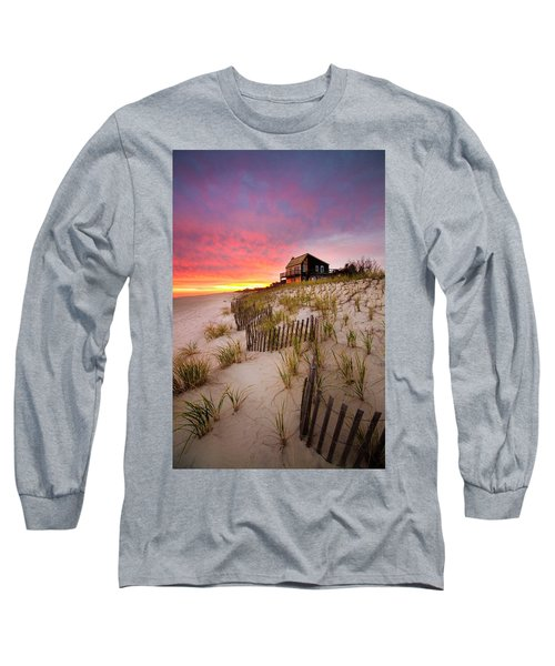 Wainscott Sunset Long Sleeve T-Shirt