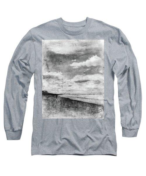 Walk Alone Long Sleeve T-Shirt