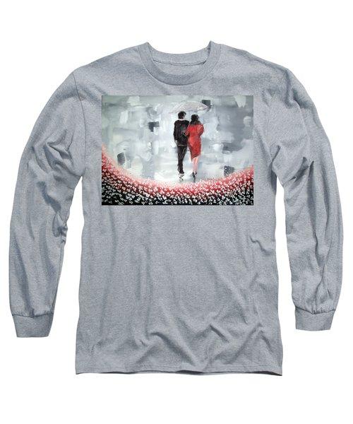 Walk In The Garden Long Sleeve T-Shirt