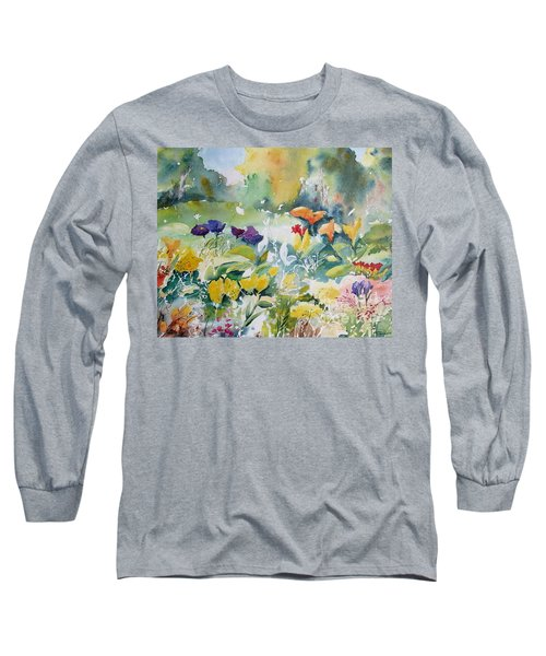 Walk In The Park Long Sleeve T-Shirt