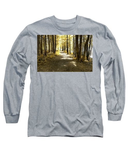 Walk In The Woods Long Sleeve T-Shirt