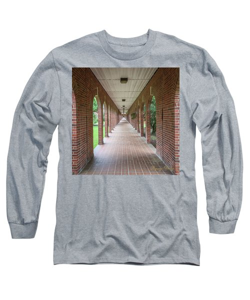 Walk Of Honor 3 Long Sleeve T-Shirt by Gregory Daley  PPSA