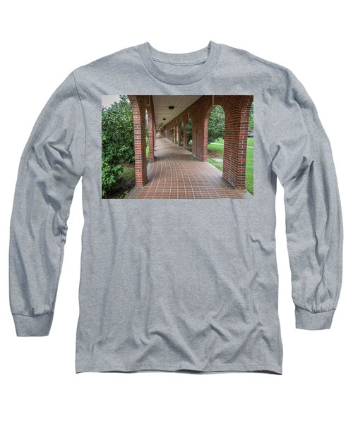Long Sleeve T-Shirt featuring the photograph Walk Of Honor 6 by Gregory Daley  PPSA