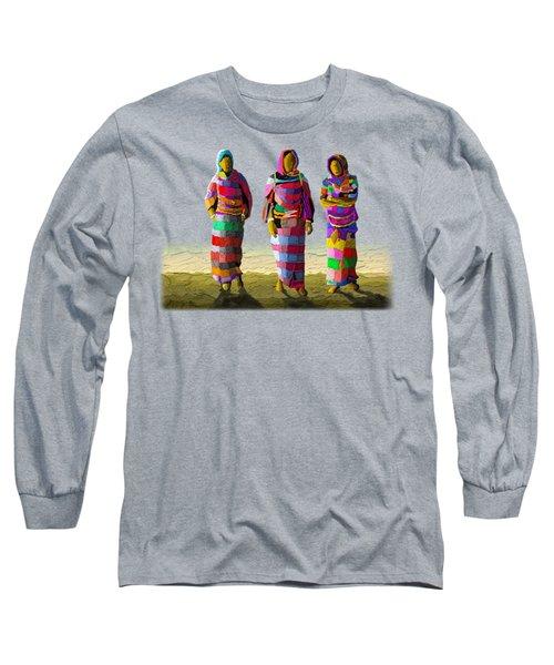 Walk The Talk Long Sleeve T-Shirt