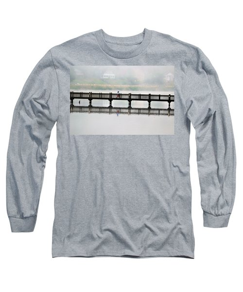 Walking Bridge Long Sleeve T-Shirt