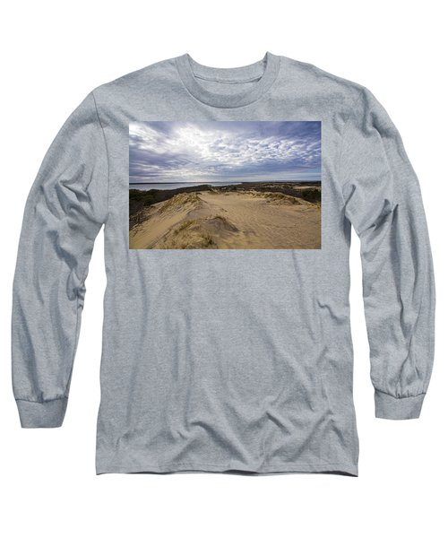 Walking Dunes Montauk Long Sleeve T-Shirt