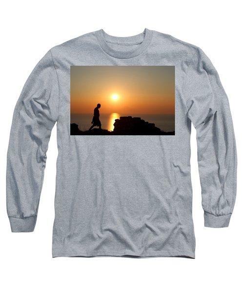 Walking Paradise Long Sleeve T-Shirt