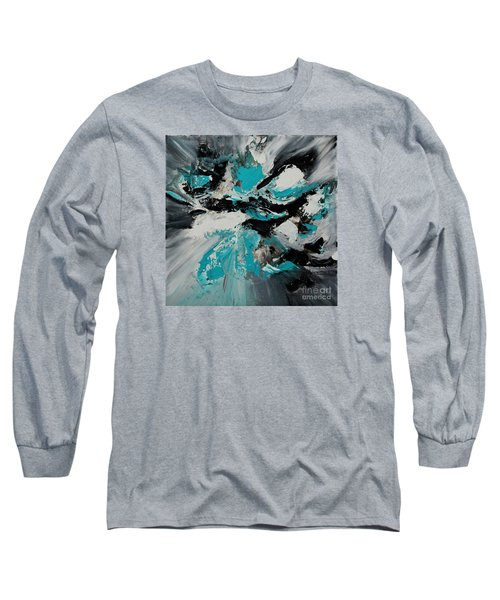 Walking Wave-3 Long Sleeve T-Shirt
