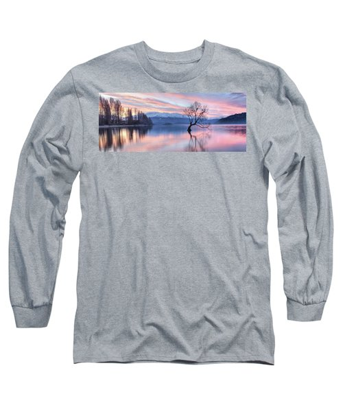 Wanaka Sunset Long Sleeve T-Shirt