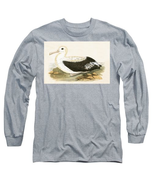 Wandering Albatross Long Sleeve T-Shirt