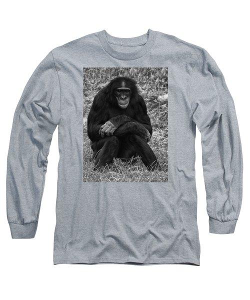 Wanna Be Like You Long Sleeve T-Shirt