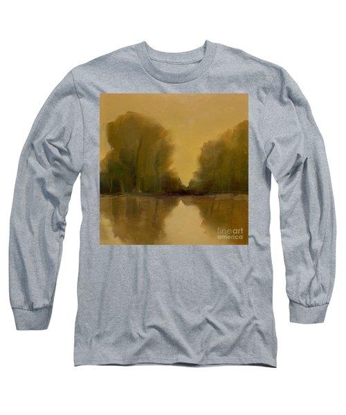 Warm Morning Long Sleeve T-Shirt