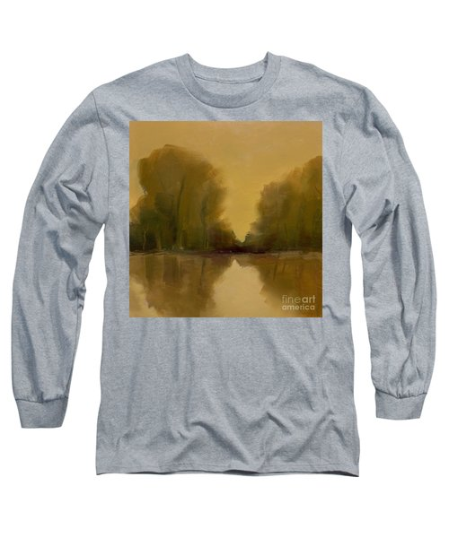 Warm Morning Long Sleeve T-Shirt