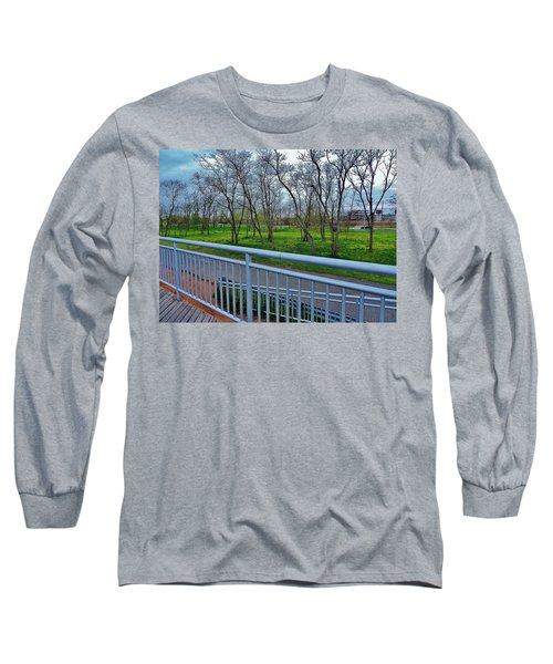 Warm Rainforest  Long Sleeve T-Shirt