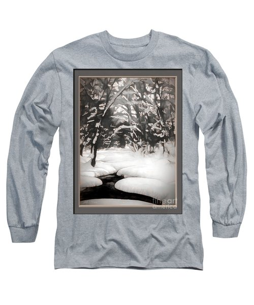 Warmth Of A Winter Day Long Sleeve T-Shirt