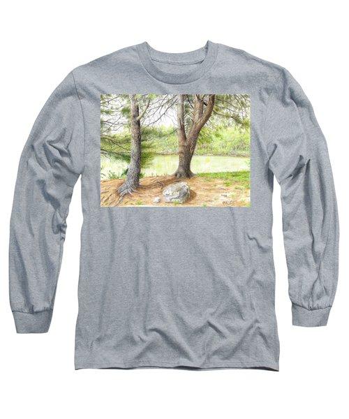 Warriors Path St Park Long Sleeve T-Shirt