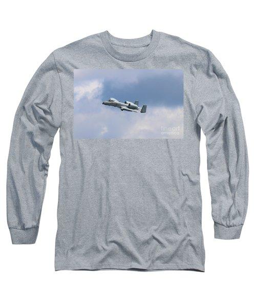 Wart Hawg 1 Long Sleeve T-Shirt