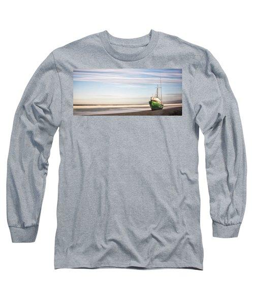 Washed Ashore Long Sleeve T-Shirt by Jon Glaser