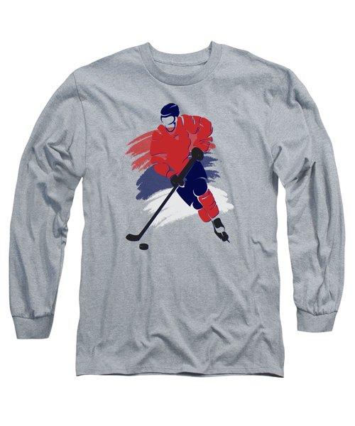 Washington Capitals Player Shirt Long Sleeve T-Shirt