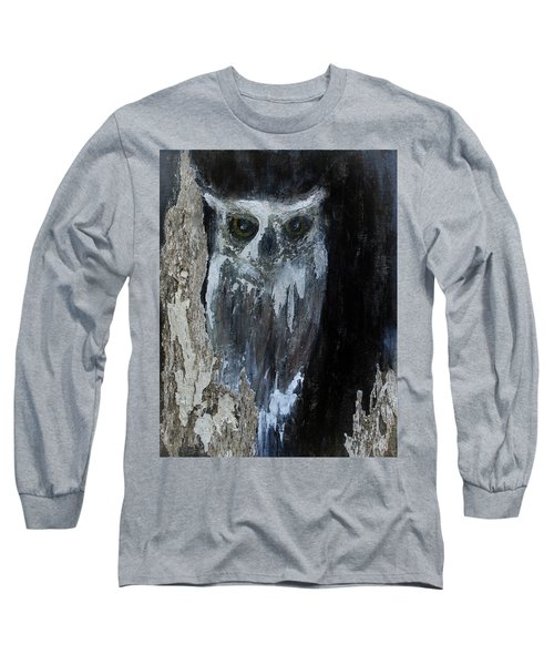Watcher Of The Woods Long Sleeve T-Shirt